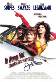 The UCA presents TO WONG FOO in 35mm