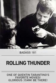 Poster: Rolling Thunder - Badass 101