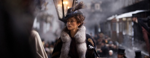 Joe Wright's Lavish Screen Adaptation of Tolstoy's ANNA KARENINA opens at Lamar!