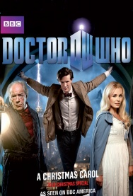 DOCTOR WHO: A CHRISTMAS CAROL & THE DOCTOR, THE WIDOW AND THE WARDROBE