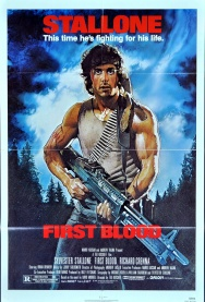 FIRST BLOOD in 35mm!!