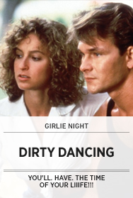 Poster: Dirty Dancing