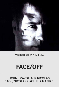 Poster: Face/Off