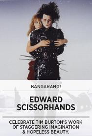 Poster: Edward Scissorhands