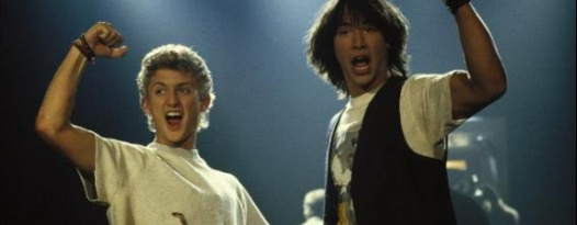 Zzangarang!! Presents The BILL & TED Double Feature in 35mm!!
