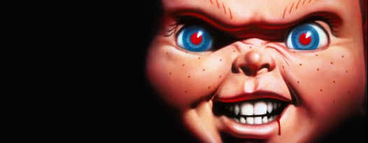 Celebrate the fine line between cute and creepy at a killer dolls double feature