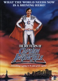 AGFA Deep Tracks: THE RETURN OF CAPTAIN INVINCIBLE