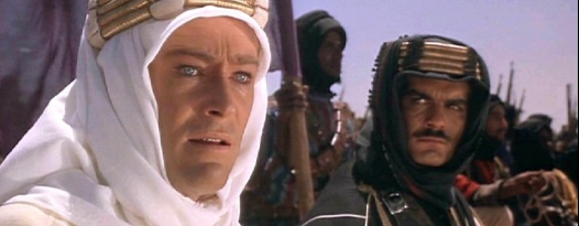 Join Ain't It Cool News' Nordling for a stunning new 4K digital restoration of LAWRENCE OF ARABIA