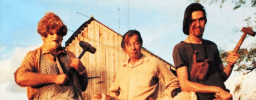 See THE TEXAS CHAINSAW MASSACRE at Leatherface's House!