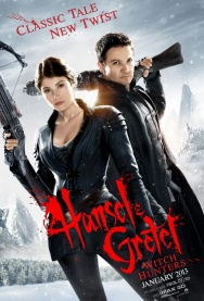 HANSEL AND GRETEL: WITCH HUNTERS 2D