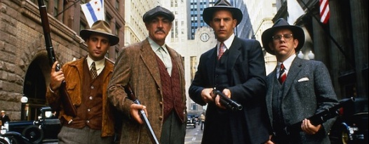 "GET CAPONE, THE ""ALAMO WAY"": SEE BRIAN DE PALMA'S THE UNTOUCHABLES IN STUNNING, JAW-DROPPING 70MM!"