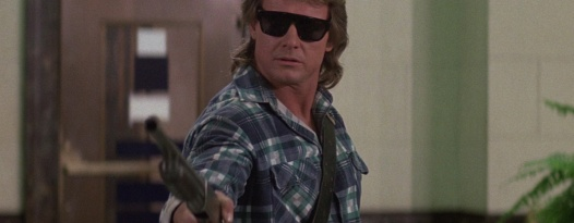 See John Carpenter's THEY LIVE with live in-theater pyrotechnics this Sunday!