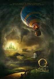 OZ THE GREAT AND POWERFUL Dinner Party