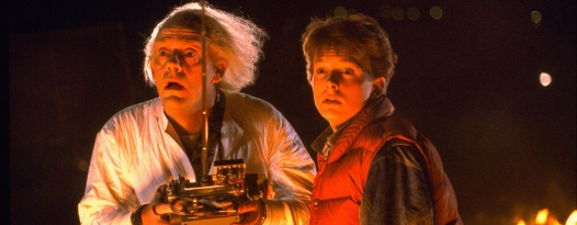 The BACK TO THE FUTURE Marathon is Happening This Sunday!
