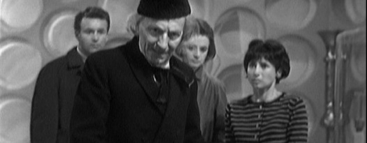 Celebrate the 50th anniversary of DOCTOR WHO with a free screening of the very first episode