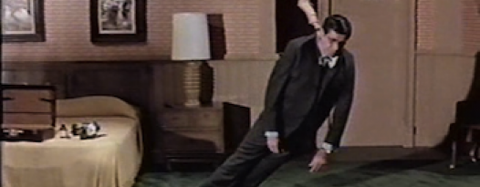 Jerry Lewis annihilates all funnybones and rational thought this Sunday with CRACKING UP!!!