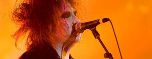Oh la la…. the CURE ala Orange—Rare '80s Concert Film Comes to Ritz