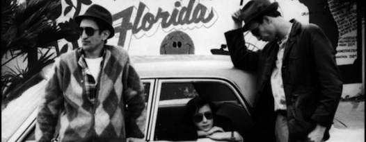 STRANGER THAN PARADISE, Jim Jarmusch's minimalist masterpiece, plays Music Monday at Ritz on 02/11!!