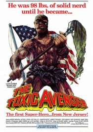 Troma Double Feature: THE TOXIC AVENGER & POULTRYGEIST w/Lloyd Kaufman