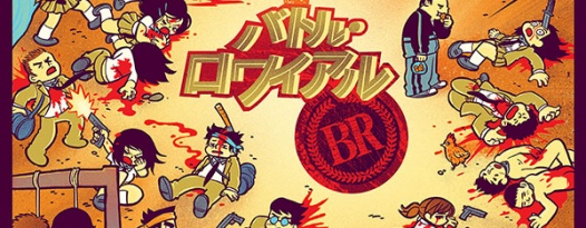 Tickets now on sale for BATTLE ROYALE with Mondo!