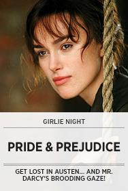 Poster: Pride and Prejudice