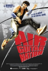 MOVIES THAT ROCK: AIR GUITAR NATION featuring VIDEO AIREOKE