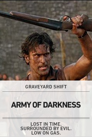 Poster: Army of Darkness