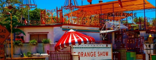 Houston! See THE BIG LEBOWSKI at The Orange Show this Saturday