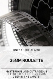 Poster: 35mm Roulette