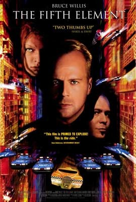 Willis Week: THE FIFTH ELEMENT