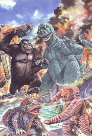 DESTROY ALL DRAFTHOUSES - A Kaiju Hullabaloo