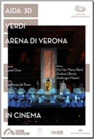 Opera at the Alamo: AIDA 3D