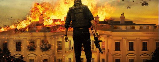 Join stuntman Mark Chavarria for a screening of OLYMPUS HAS FALLEN tonight