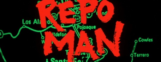 REPO MAN In 35 MM, With Director Alex Cox
