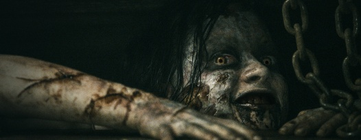 See EVIL DEAD this Friday at Vintage Park and get a gruesome Deadite makeover