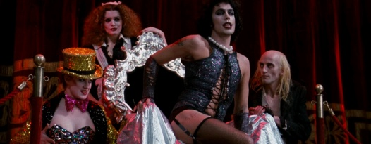 I see you shiver with antici… pation at the thought of a ROCKY HORROR PICTURE SHOW Sing-Along