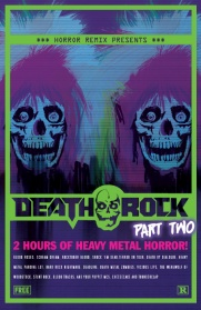 Horror Remix: DEATH ROCK PART TWO