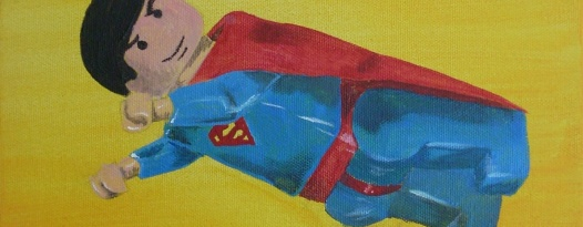 Now accepting submissions for a MAN OF STEEL-themed art show