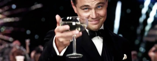 The Great Gatsby Costume Party & FREE special advance screening!