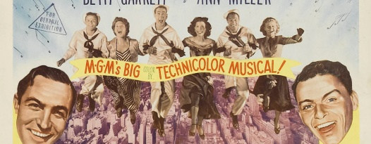 Cinema Cocktails presents ON THE TOWN in 35mm!