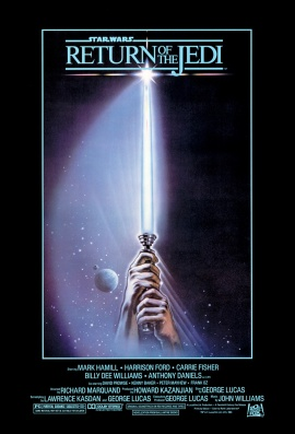 Summer of '83: RETURN OF THE JEDI