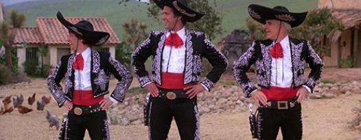 CELEBRATE CINCO DE MAYO WITH THE THREE AMIGOS QUOTE-ALONG