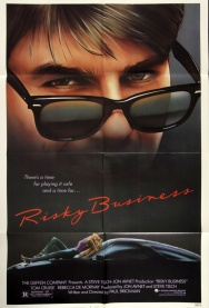 Chris Vognar's Screening Room: RISKY BUSINESS