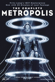 The Complete METROPOLIS with live score accompaniment by BL Lacerta