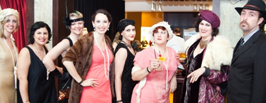 The Great Gatsby Costume Party Pictures