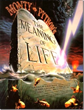 Summer of '83: MONTY PYTHON'S THE MEANING OF LIFE