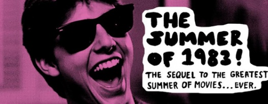The Summer of '83 Starts NOW! Tickets on Sale for First Wave of Titles + Extra JEDI Screening!