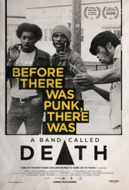 A BAND CALLED DEATH concert at the Parish