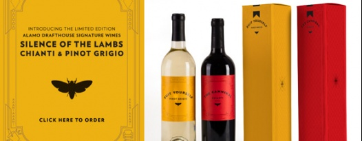 Introducing… The Alamo Drafthouse Limited Edition SILENCE OF THE LAMBS Signature Wines