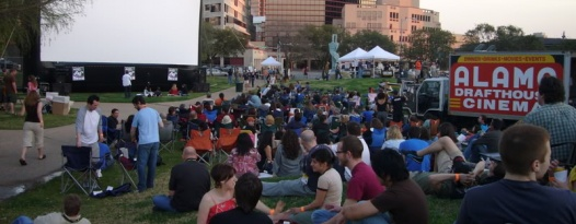 Love movies and the outdoors? Join our Rolling Roadshow crew!